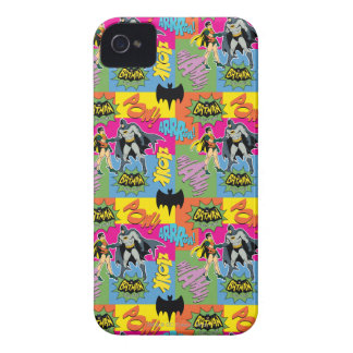 Action Handshake Pattern iPhone 4 Case-Mate Cases
