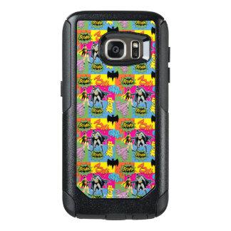 Action Handshake Pattern OtterBox Samsung Galaxy S7 Case