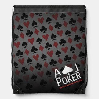 Action Junkie Poker's most popular Backpack