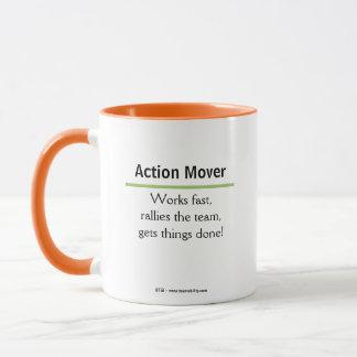 Action Mover Mug