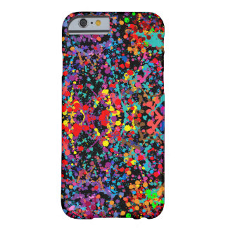 Action Painting, Drip Art Barely There iPhone 6 Case