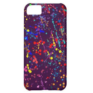 Action Painting Splatter Art iPhone 5C Case