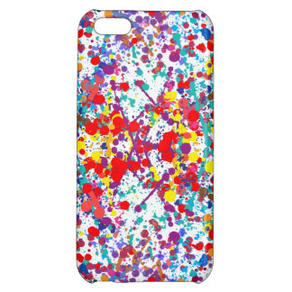 Action Painting Splatter Art iPhone 5C Case