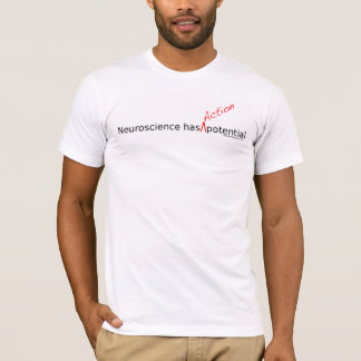Action Potential Basic-T T-Shirt