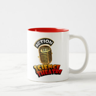 Action Science Theatre Official Mug