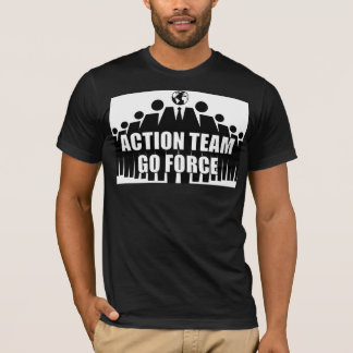 Action Team Go Force T-Shirt
