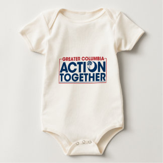 Action Together Baby Bodysuit