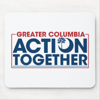 Action Together Mouse Pad