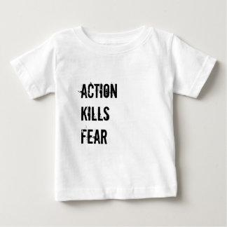 Actionkillsfear Baby T-Shirt