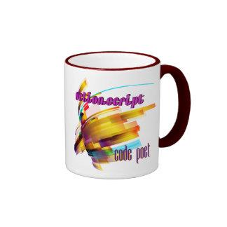 ActionScript- Code Hurricane Ringer Mug