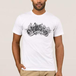 ActionSportsArt Scroll Design T-Shirt