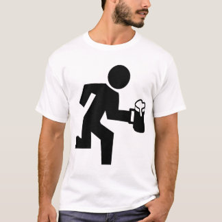Activate Beer Runner T-Shirt
