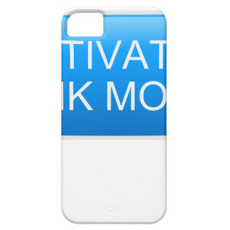 Activate hunk mode. iPhone 5 cases