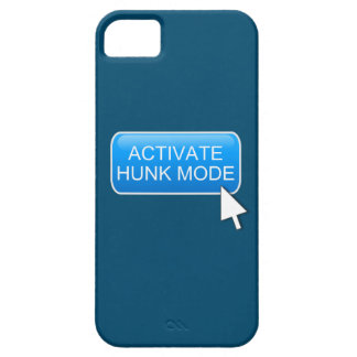 Activate hunk mode. iPhone 5 cover
