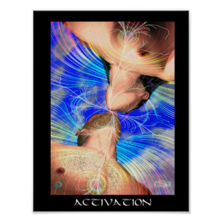 Activation (8.5 by 11) poster