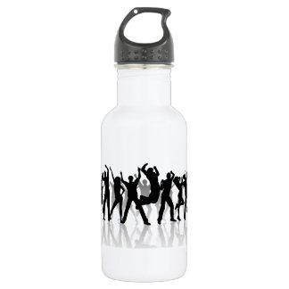 Active Bottle Dancing