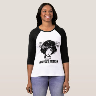 Active Minds Deep Thoughts T-Shirt