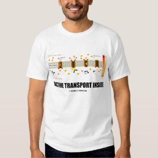 Active Transport Inside (Sodium-Potassium Pump) Shirts