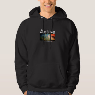Active Wear Designs By: Brian Fugere Hoodie