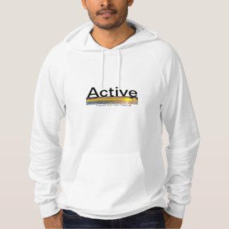 Active Wear Hoodie