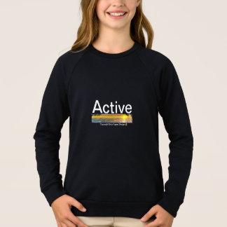 Active Wear Sweatshirt