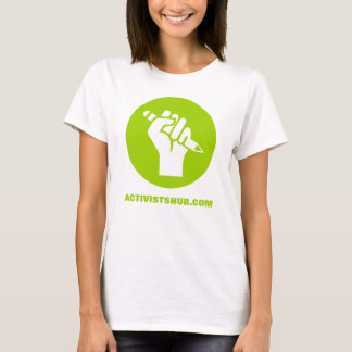 Activists Hub - Get Government off my back T-Shirt