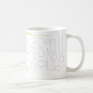 'Activity and Dear God...' Coffee Mug