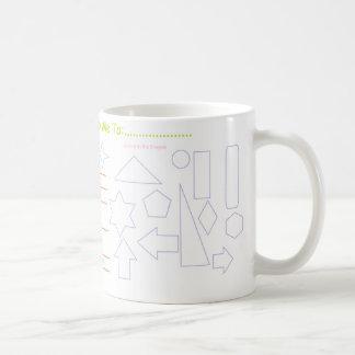 'Activity and Dear God...' Coffee Mug