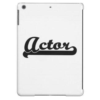 Actor Artistic Job Design iPad Air Case