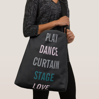 Actor Dancer Singer Accessory Party Tote Bag