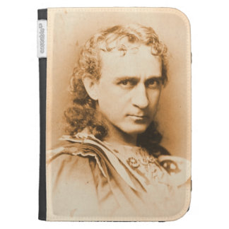 Actor Edwin Booth c1860 Case For The Kindle