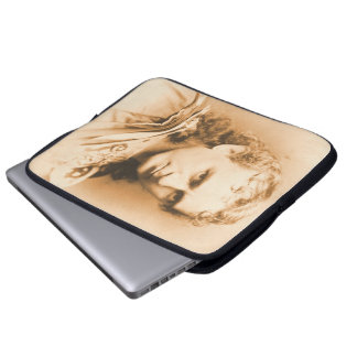 Actor Edwin Booth c1860 Laptop Computer Sleeves