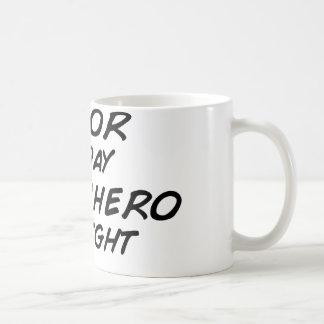 Actor Superhero by Night Coffee Mug