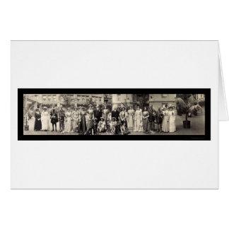 Actors & Actresses Photo 1911 Card