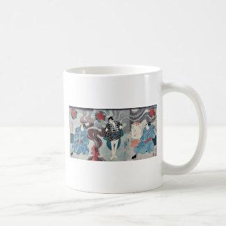 Actors  by Utagawa,Kuniyoshi Mugs