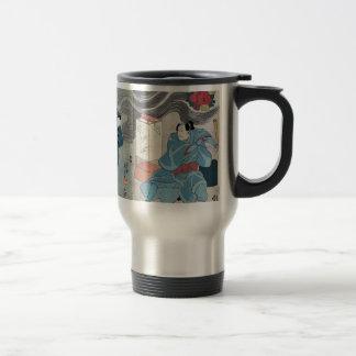 Actors  by Utagawa,Kuniyoshi Coffee Mugs
