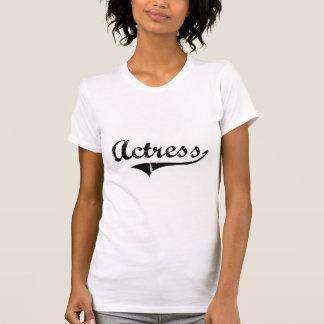 Actress Professional Job Shirt