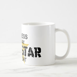 Actress Rock Star by Night Mug