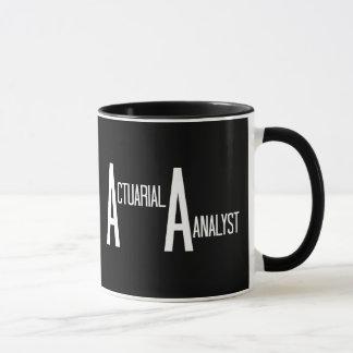 Actuarial Analyst Mug