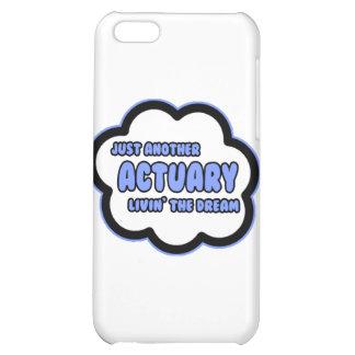 Actuary .. Livin' The Dream iPhone 5C Cover