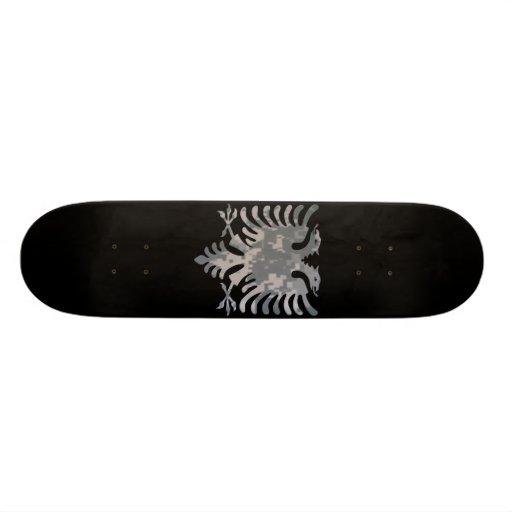 ACU Albanian Eagle Skate Decks