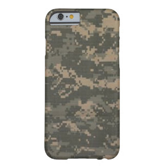 ACU Camo Camouflage iPhone 6 case Barely There iPhone 6 Case