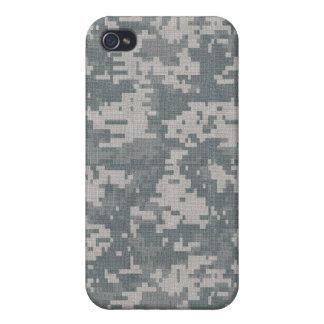 ACU Digital Camouflage iPhone 4/4S Case