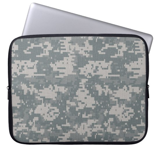 ACU Digital Camouflage Laptop Sleeve