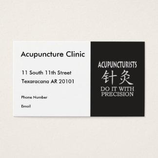 Acupuncture humor