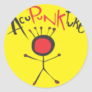 Acupunkture Stickers