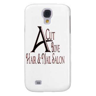 Acut Above Hair Salon Galaxy S4 Case