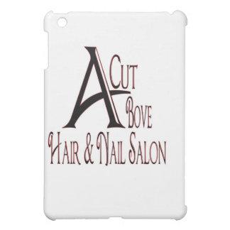 Acut Above Hair Salon iPad Mini Cases