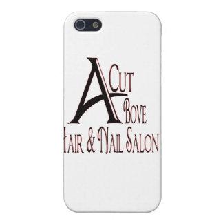 Acut Above Hair Salon iPhone 5 Case