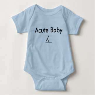 Acute Baby Tshirt